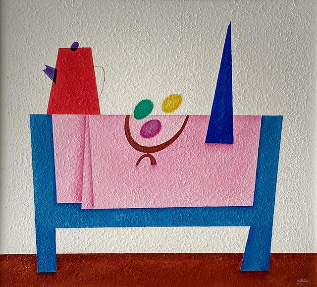 , 'Mesa com Objetos,' , Inn Gallery