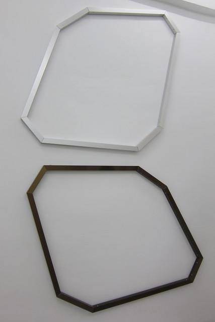 , 'Asimétrico,' 2014, Galería Bacelos