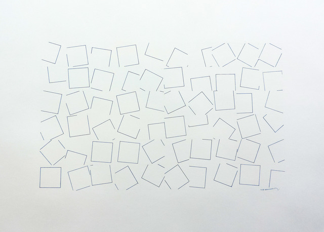 , 'Rythme I ,' 2017, Galerie La Ligne