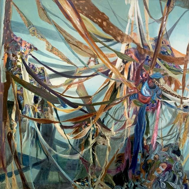 , 'Hide and Seek,' 2018, Open Mind Art Space