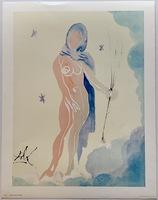 Salvador Dalí, Virgo