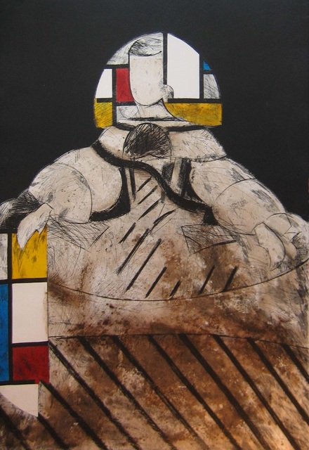 , 'Infanta,' 1991, Galerie Raphael