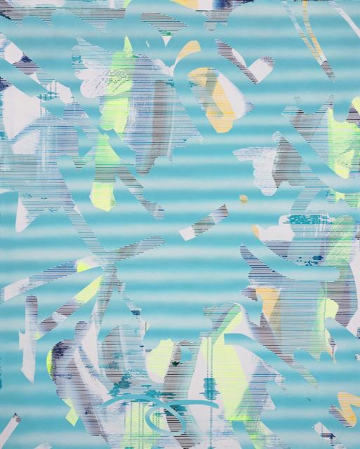 , 'Slow Motion Ocean,' 2018, K. Imperial Fine Art