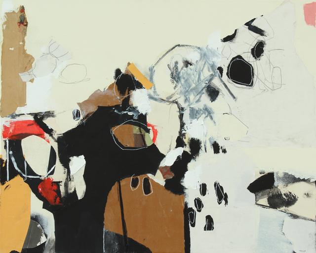 , 'Totem 3,' 2015, Galerie de Bellefeuille