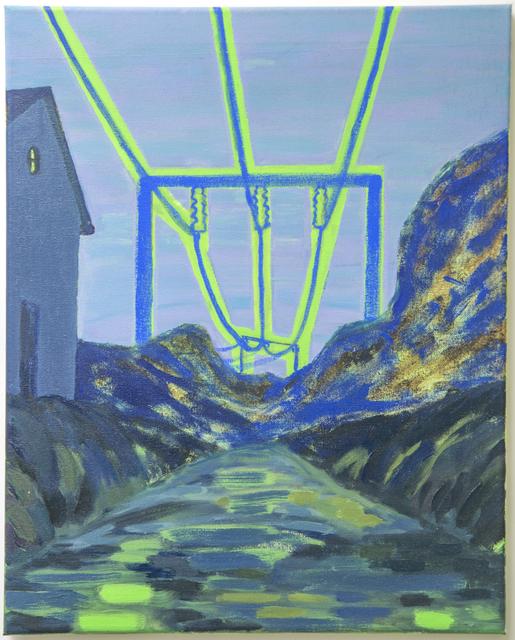 , 'High Frequency,' 2018, Annette De Keyser Gallery