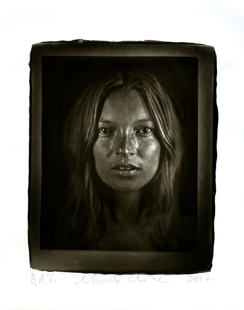 Chuck Close, 'Kate', 2012, Two Palms