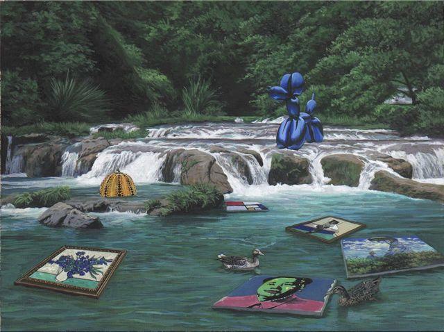 , 'water ,' 2016, Yang Gallery