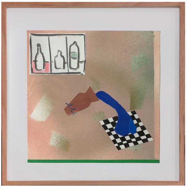 Garance Matton, 'SLOSH!', 2019, Le Feuvre & Roze