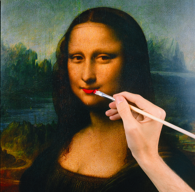, 'Mona Lisa,' ca. 2018, Samuel Lynne Galleries