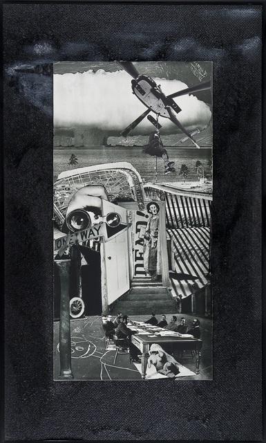 , 'Forecast: Mushroom Cloud,' 2005, Gallery Pegasus