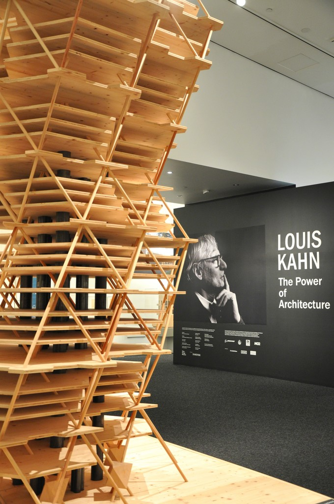 Louis Kahn: The Power of Architecture, Photo: Jasmine Boothroyd