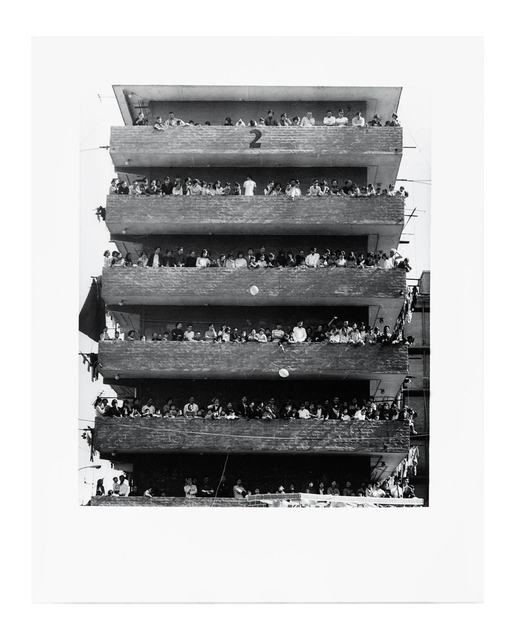 , 'Celebration (Wong Tai Sin Squatter Area, 1965),' 1965, Blindspot Gallery