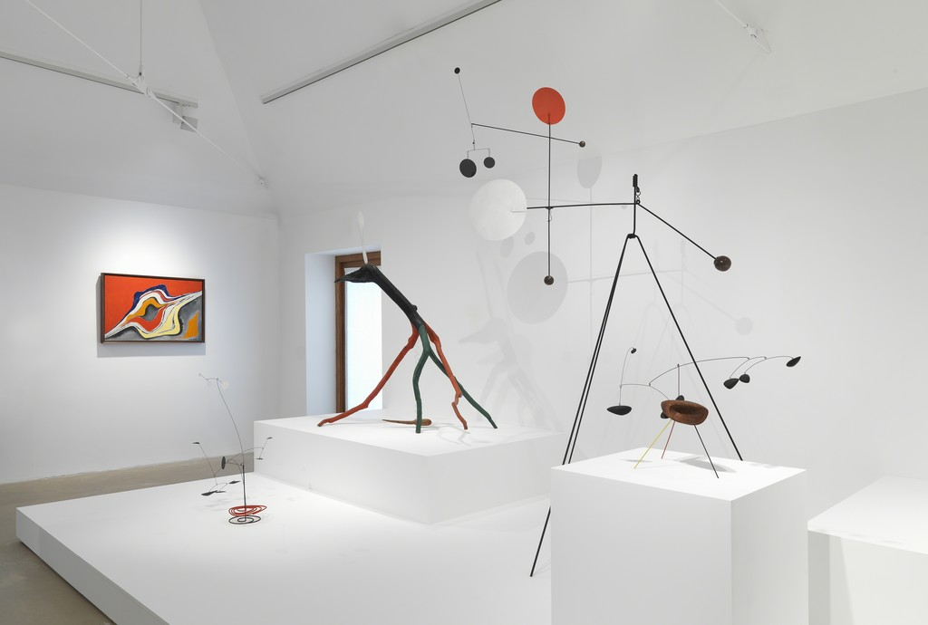 Installation view, 'Alexander Calder. From the Stony River to the Sky,' Hauser & Wirth Somerset, 26 May – 9 September 2018