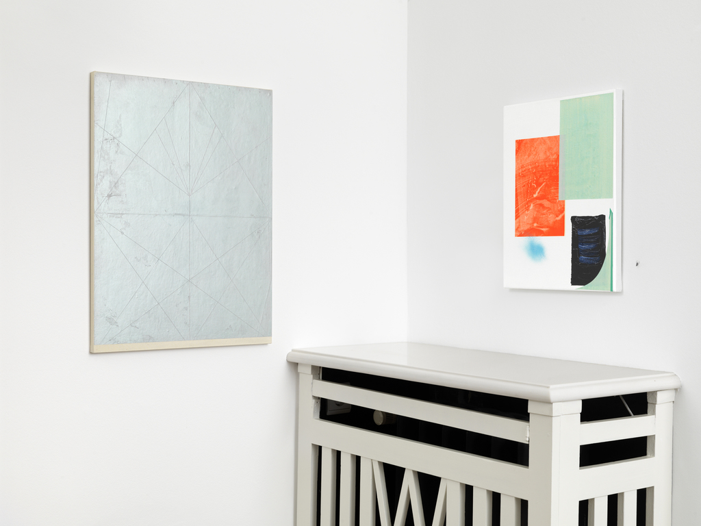 Drawing Room, Anke Voelk. ON, installation view IV