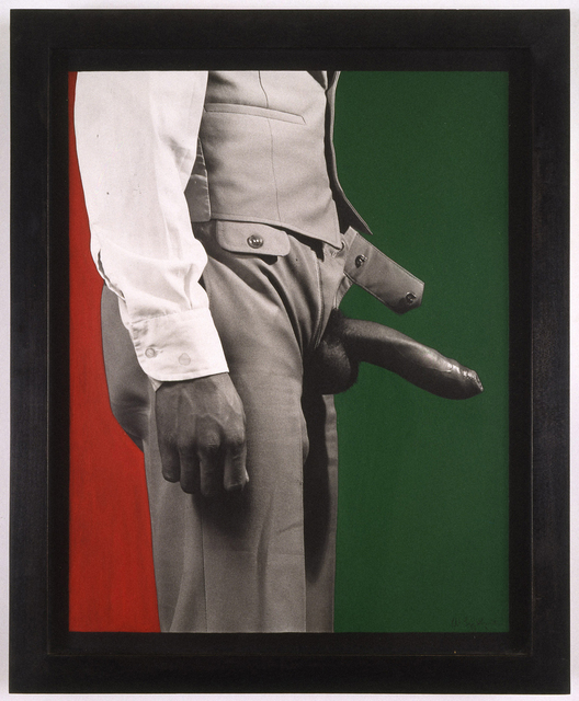 , 'Untitled (Milton Moore),' 1980, Alison Jacques Gallery