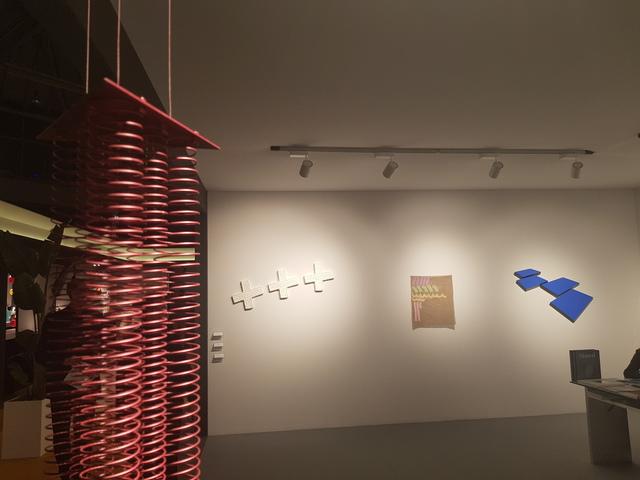 , 'Piero Fogliati @ PAN 2017,' 2017, Dep Art Gallery