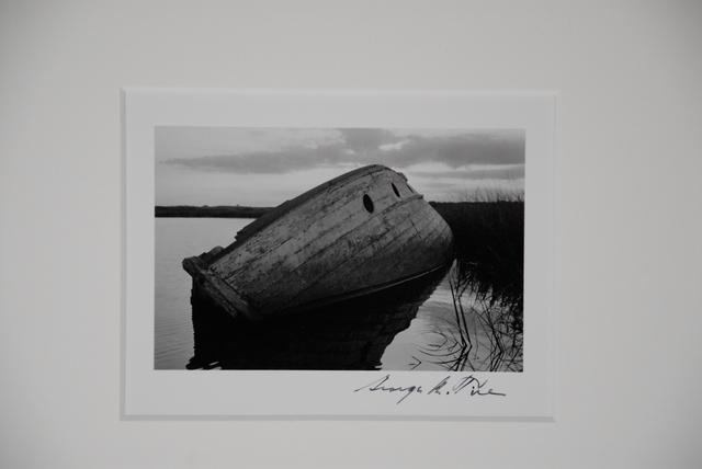George Tice, 'Wrecked Boat, Cheesequake Creek, Morgan, NJ', 1993, Photography, Silver Gelatin, Gallery 270
