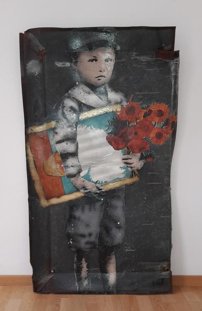 , 'Vincent,' 2014, MUCA