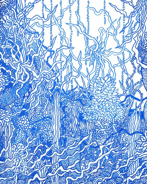 , 'Feeling Blue in Adoration,' 2015, Addison/Ripley Fine Art