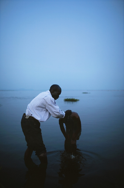 , 'Phantoms of the Congo river (010),' 2011-2012, Galerie Galea