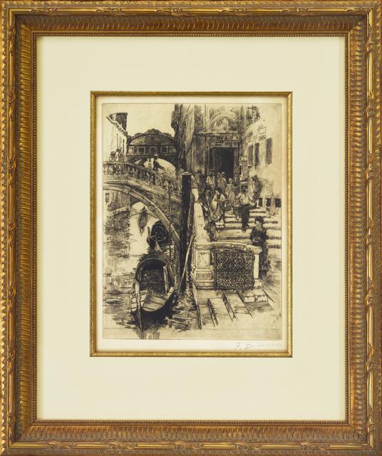 , 'Venice,' , Eisele Fine Art