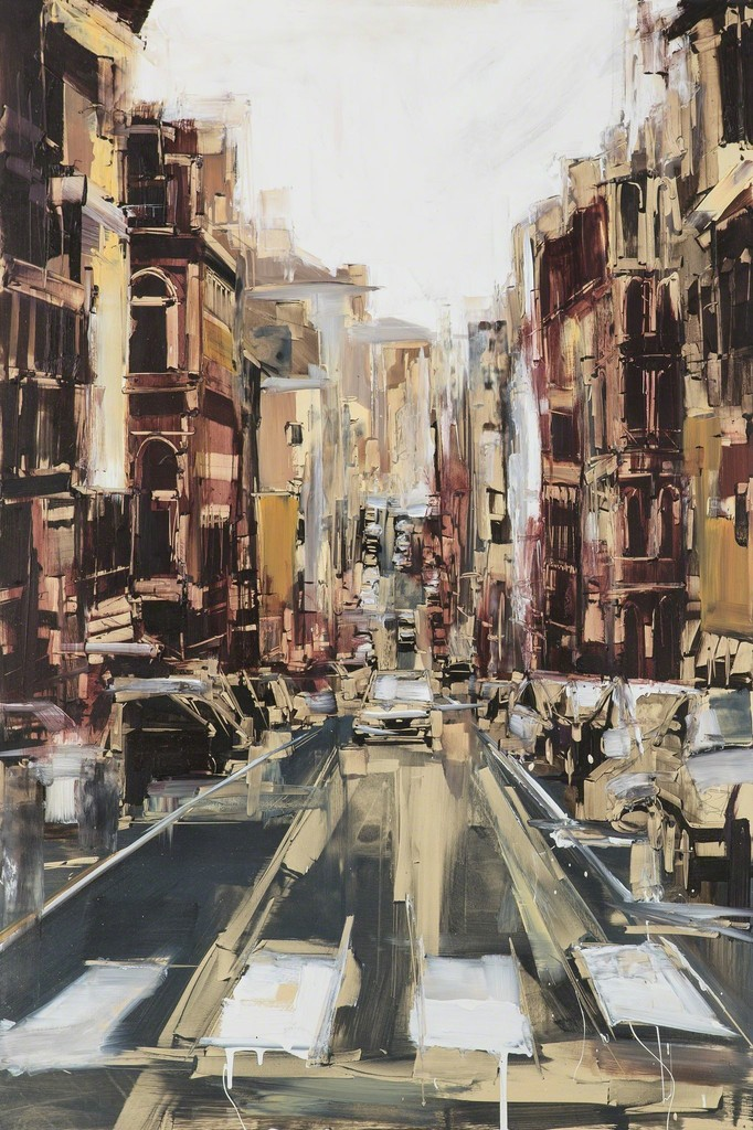 Sean Flood, 'Street in Rome,' 2012, Childs Gallery