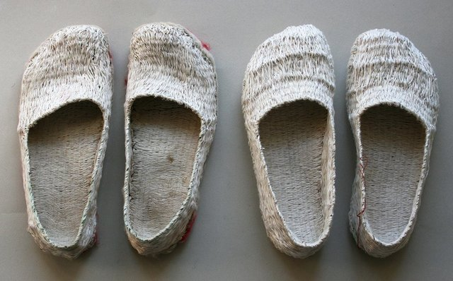 , 'River Shoes,' 2016, The Biscuit Factory