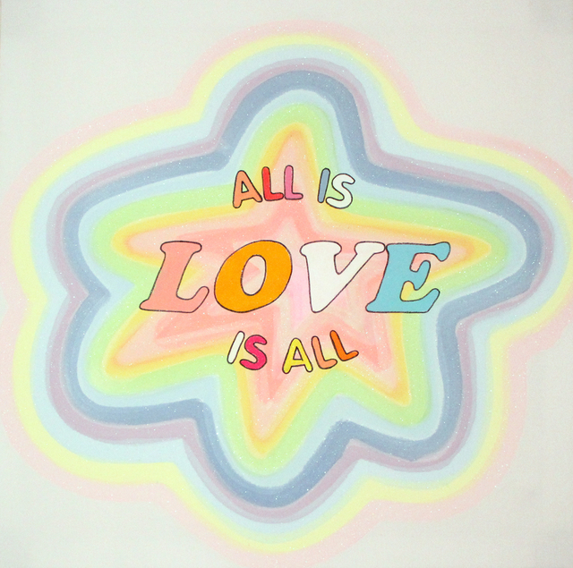 , 'All is Love is All,' 2016, BLANK SPACE