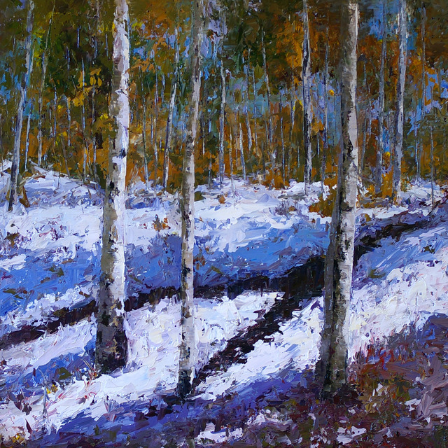 , 'Winter Forest,' , Gallery 901