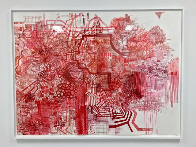 , 'Overdrive,' 2007, SILAS VON MORISSE gallery