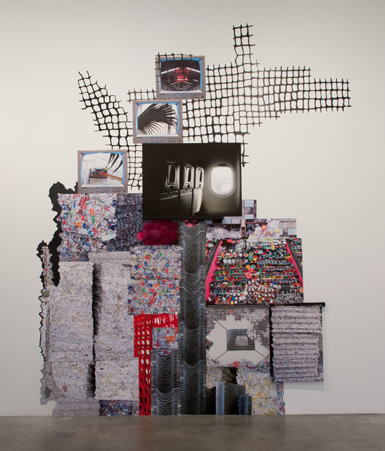 Diana Cooper, 'Bale', 2012-2013, Mixed Media, Mixed media collage with photographs/digital prints, Postmasters Gallery