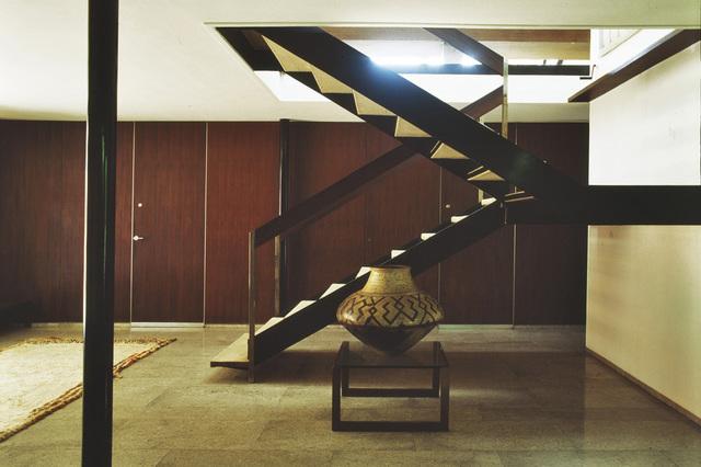 , 'Eigenes Haus von Karl Schwanzer,' 1995, Christine König Galerie