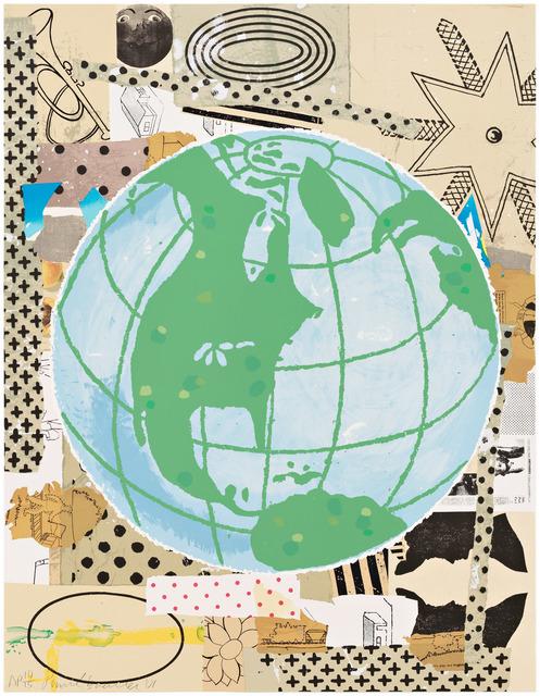 , 'Globe,' 2001, Pace Prints