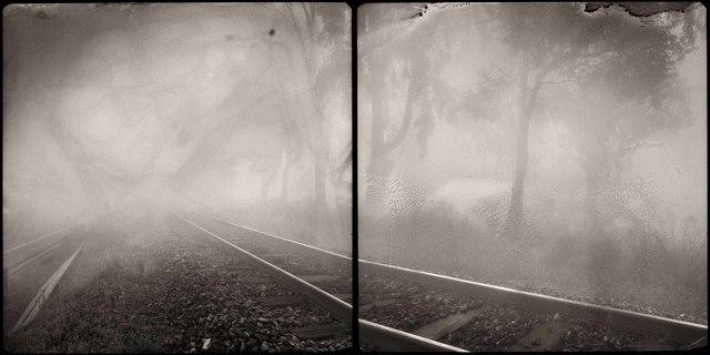 , 'Carretera de Portman,' 1993, Blanca Berlín