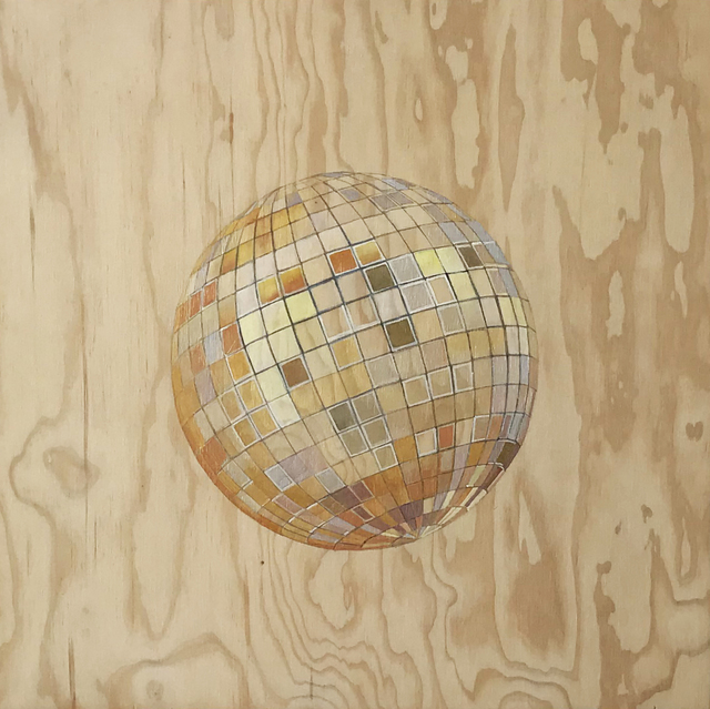 , 'Untitled (Disco Ball),' 2018, Wilding Cran Gallery