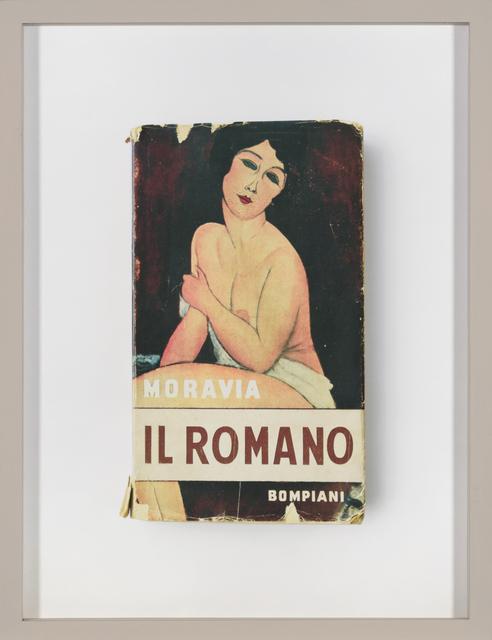 Daniela Comani, 'Il romano', 2011, Photography, Archival pigment print su Photo Rag 308g, Galleria Studio G7