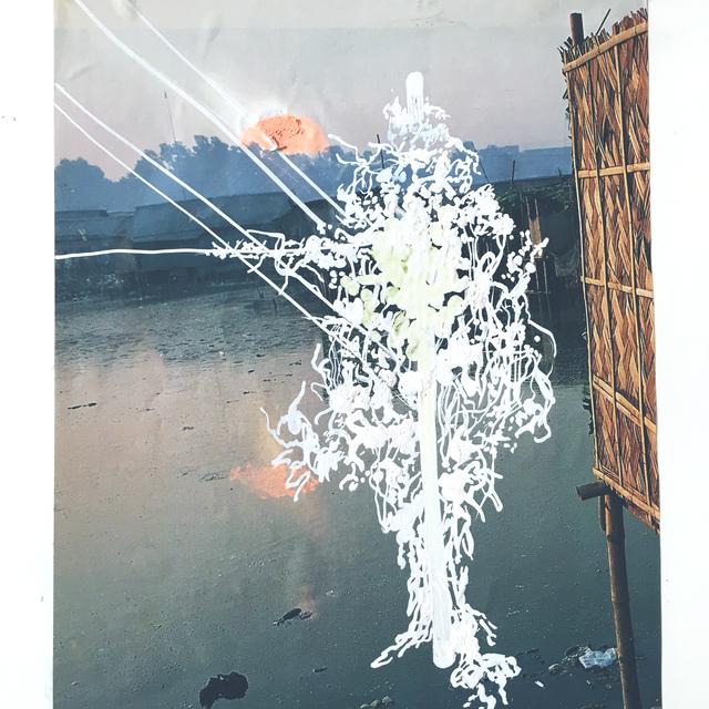 Suchitra Mattai, 'Tree Taking Over a Pole', 2019, k contemporary