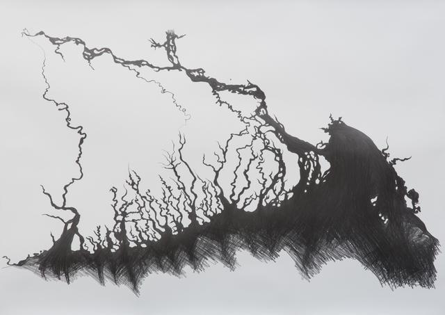 , 'Ganges Forest,' 2013, Magnan Metz Gallery