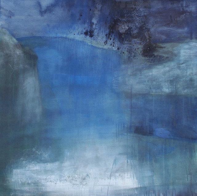 , 'Falling Water,' , Nüart Gallery