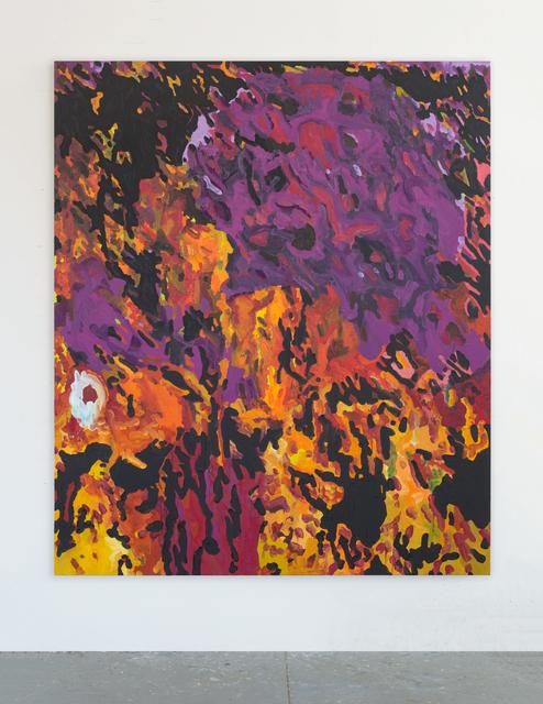 , 'False Indigo (Baptista Australis),' 2017, Proto Gallery