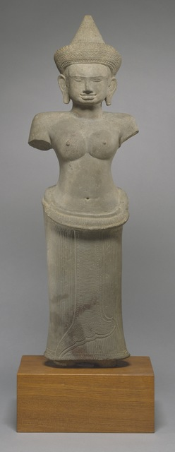 'Female Deity ', 1110-1160, Walters Art Museum