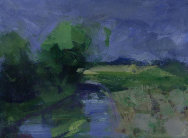 Tai-Shan Schierenberg, 'Flooded Lane (B)', 2015, Flowers