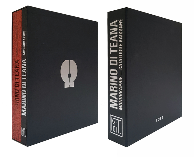 , 'Catalogue raisonné - FRANCESCO MARINO DI TEANA,' 2018, Galerie Loft