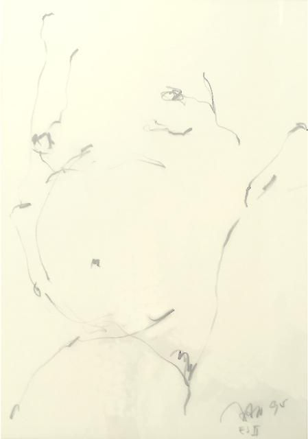 Peter Raneburger, 'aktskizze ', 1991, Artdepot