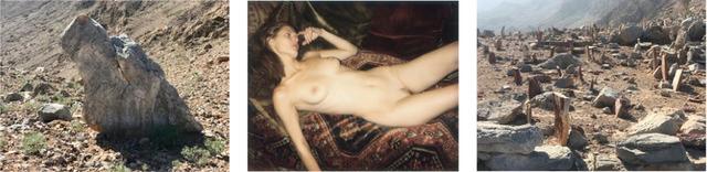 , 'Oman, Malgosia on Sigmund Freud's Couch, Oman No. 5,' , Christine König Galerie