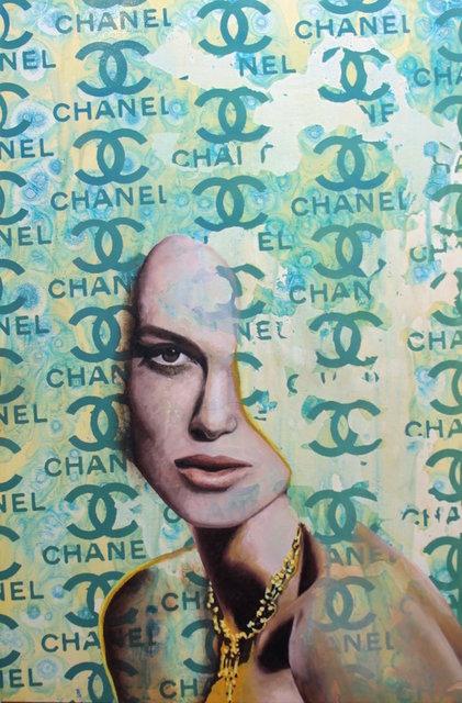 , 'Chanel Knightly ,' , Isabella Garrucho Fine Art