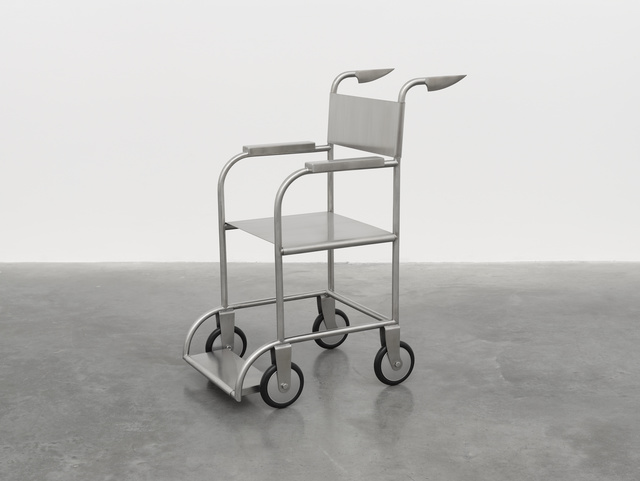 , 'Untitled (wheelchair),' 1998, White Cube