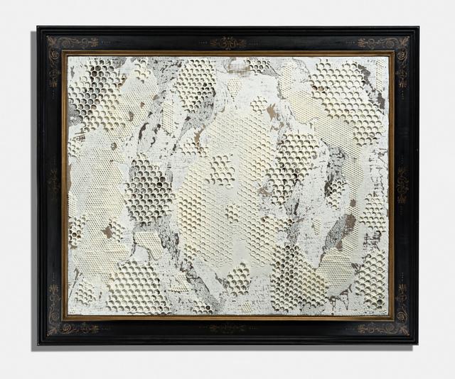 , 'Framed Abstraction,' 2017, Heather Gaudio Fine Art