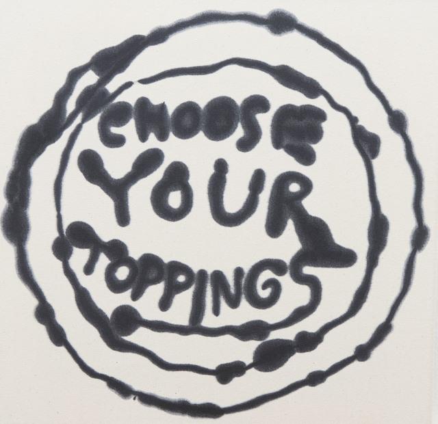 Stefan Marx, 'Choose Your Toppings', 2015, Ruttkowski;68