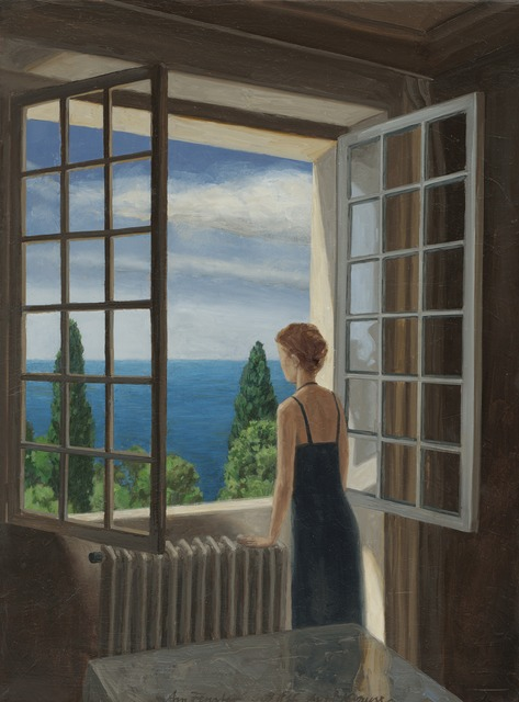 , 'By the Window,' 2015, Gallery LVS